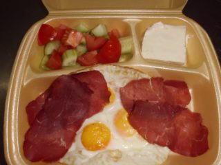Hayduchki breakfast delivery