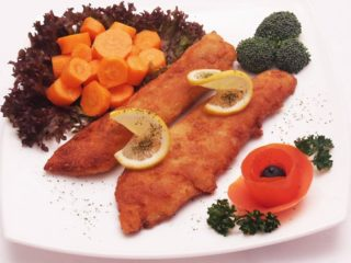 Fried catfish fillets delivery