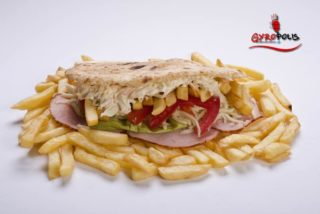 Gyropolis pita sendvič pečenica dostava