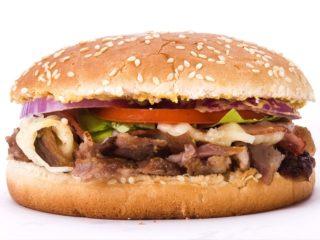 Girburger sa sirom dostava