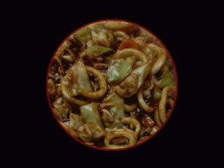 C1. Lignje sa povrćem dostava