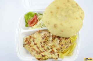 Chicken breasts daily meny delivery
