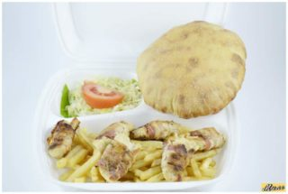 Chicken kabob delivery