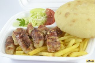 Rolled kabobs daily meal delivery