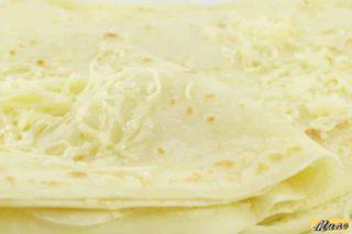 Savory pancake delivery