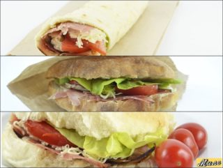 Njeguški sendvič dostava