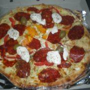 Belgrade pizza