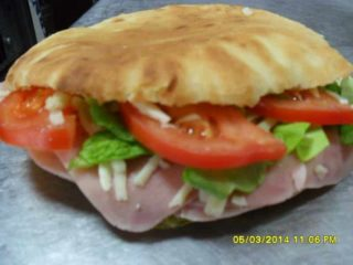 Sendvič šunka klasik dostava