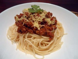 Špageti Bolonjeze dostava