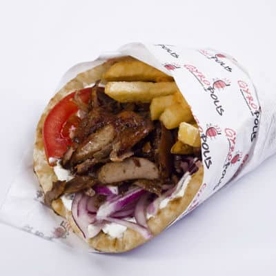 Gyros home delivery
