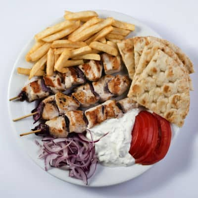 Greek food home delivery