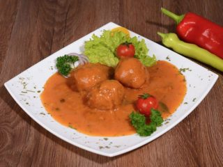 Shepherds meatballs in tomato sauce delivery