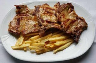 Pork cutlet delivery