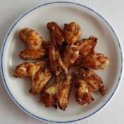 Grill wings