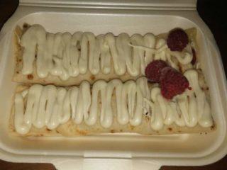 Pancake Elegance delivery
