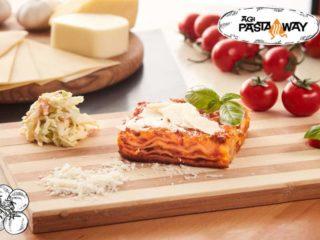 Lasagne Bolognese delivery