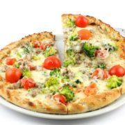 Maiale nero pizza