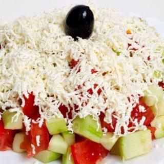 Šopska salata kg dostava
