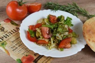 Vegeterijanska salata dostava