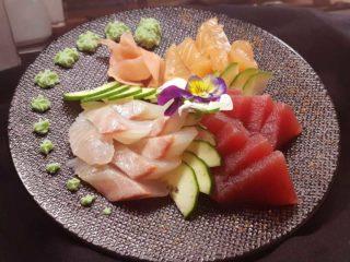 Mix sashimi dostava