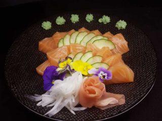 Sashimi sake dostava