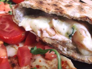 Greek tortilla delivery