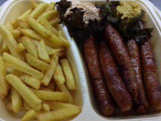 Domaća dimljena kobasica – obrok dostava