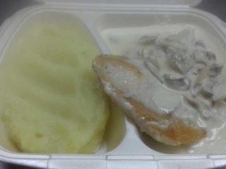 Piletina u sosu od pečuraka – obrok dostava