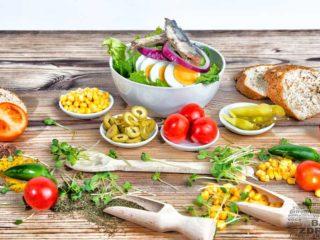 Sardela miks salata dostava