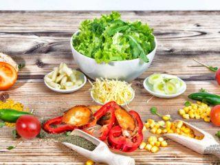 Šarena salata dostava