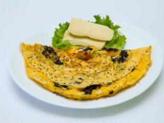 Čia omlet sa sirom dostava
