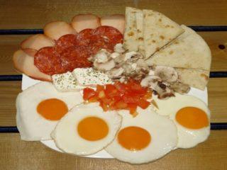 Domaćinski doručak dostava