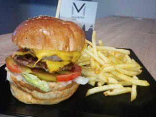 Dupli cheeseburger dostava
