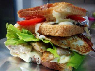 Klub sendvič dostava