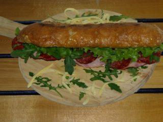 Balkanika sendvič dostava