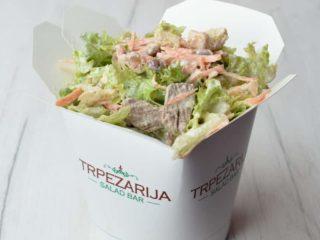 Beef - Been salad delivery