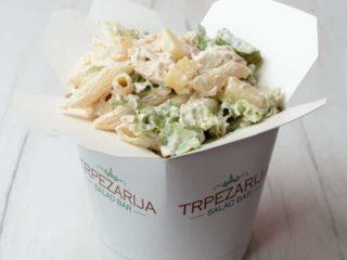 Kikiriki salata dostava