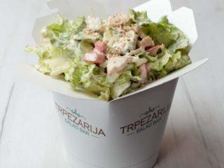 Sesame salad delivery