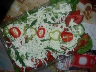 Sopska salad delivery
