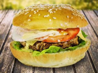 Pileći burger dostava