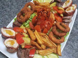 Famoso obrok za dve osobe dostava