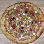 Pršuto pica