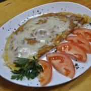 Omlet šunka-sir