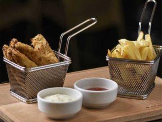 Fried chicken sticks delivery