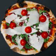 Bresaola klasik pica