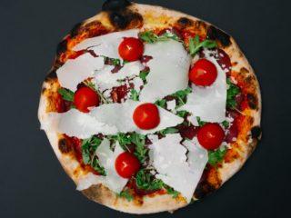 Bresaola klasik pica dostava