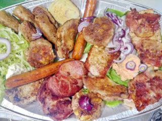 Mixed grill Debeljko 1kg delivery