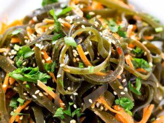 Salata sa algama I povrćem dostava