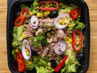 """Tuna """"Gourmet"""" salata dostava"""