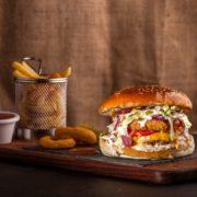 Burbon burger